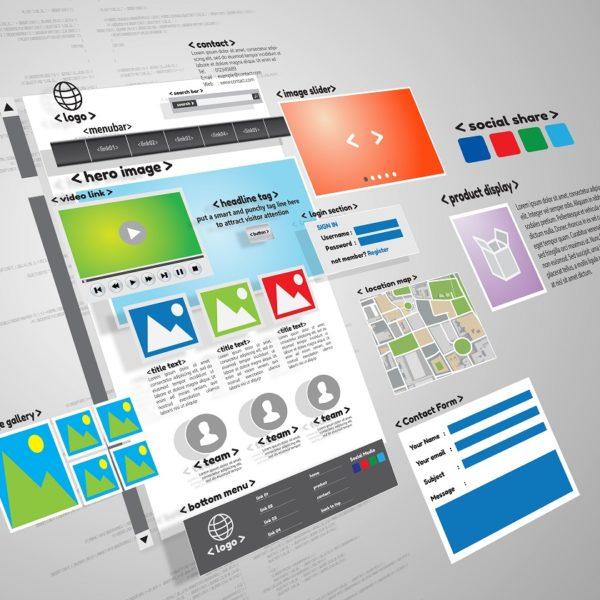 houston website design